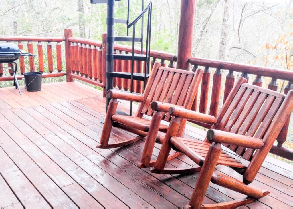 Photo of a Pigeon Forge Cabin named Simply Cozy #11 - This is the seventeenth photo in the set.
