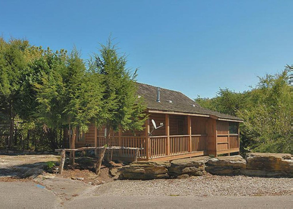 Photo of a Sevierville Cabin named A Cat's Meow - This is the first photo in the set.