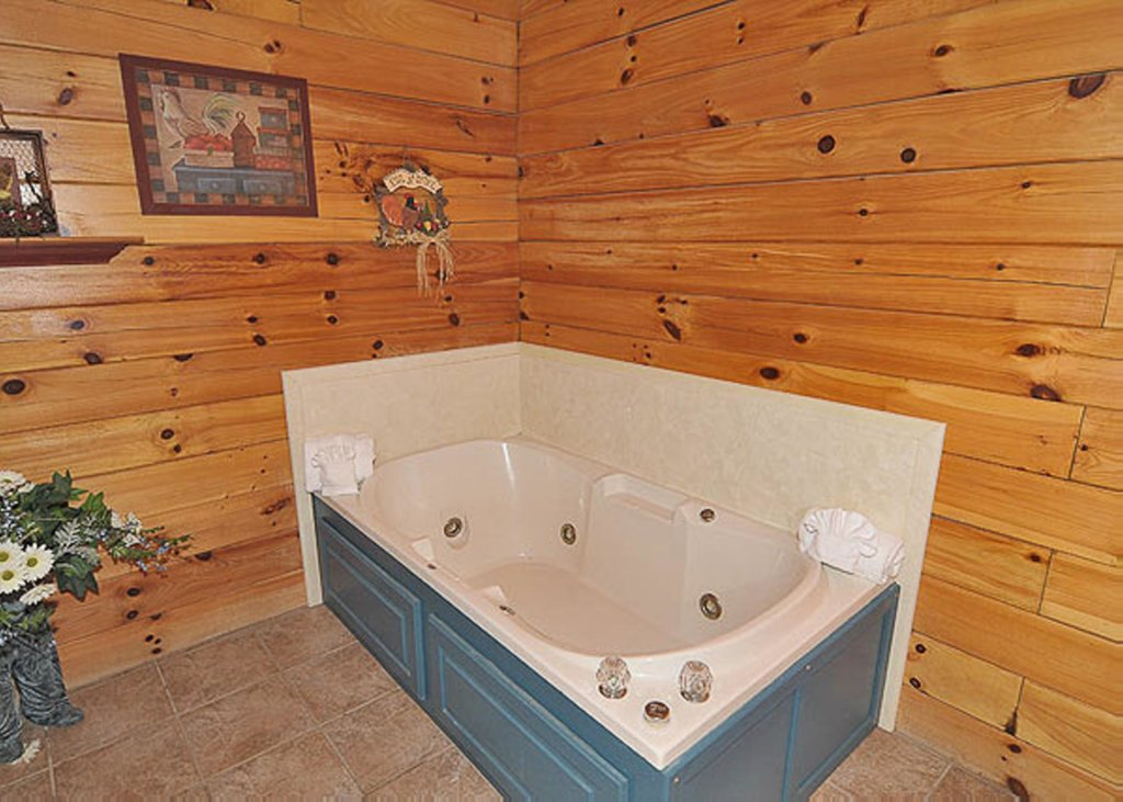 Photo of a Pigeon Forge Chalet named A Hen House - This is the twelfth photo in the set.