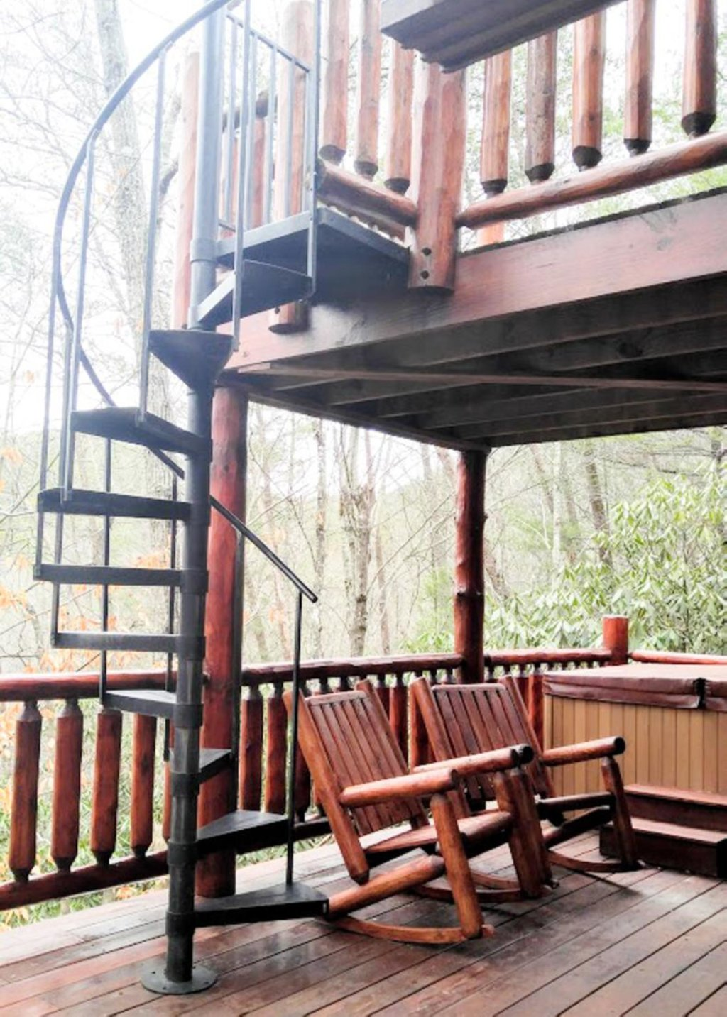 Photo of a Pigeon Forge Cabin named Simply Cozy #11 - This is the sixteenth photo in the set.