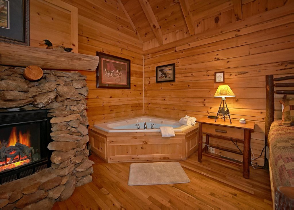 Photo of a Pigeon Forge Cabin named Majestic View B #42b - This is the fourth photo in the set.
