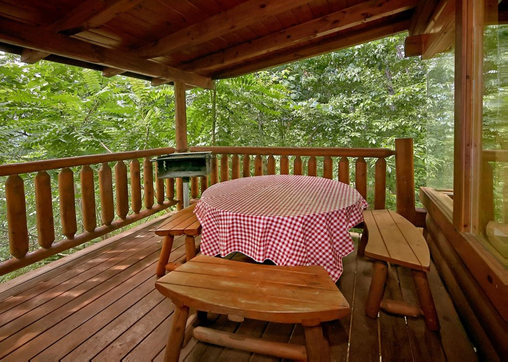 Photo of a Pigeon Forge Cabin named Majestic View B #42b - This is the ninth photo in the set.