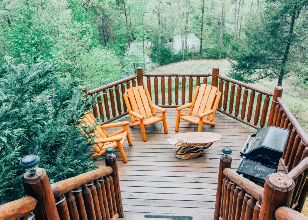 Photo of a Pigeon Forge Cabin named Heaven's View #20 - This is the nineteenth photo in the set.