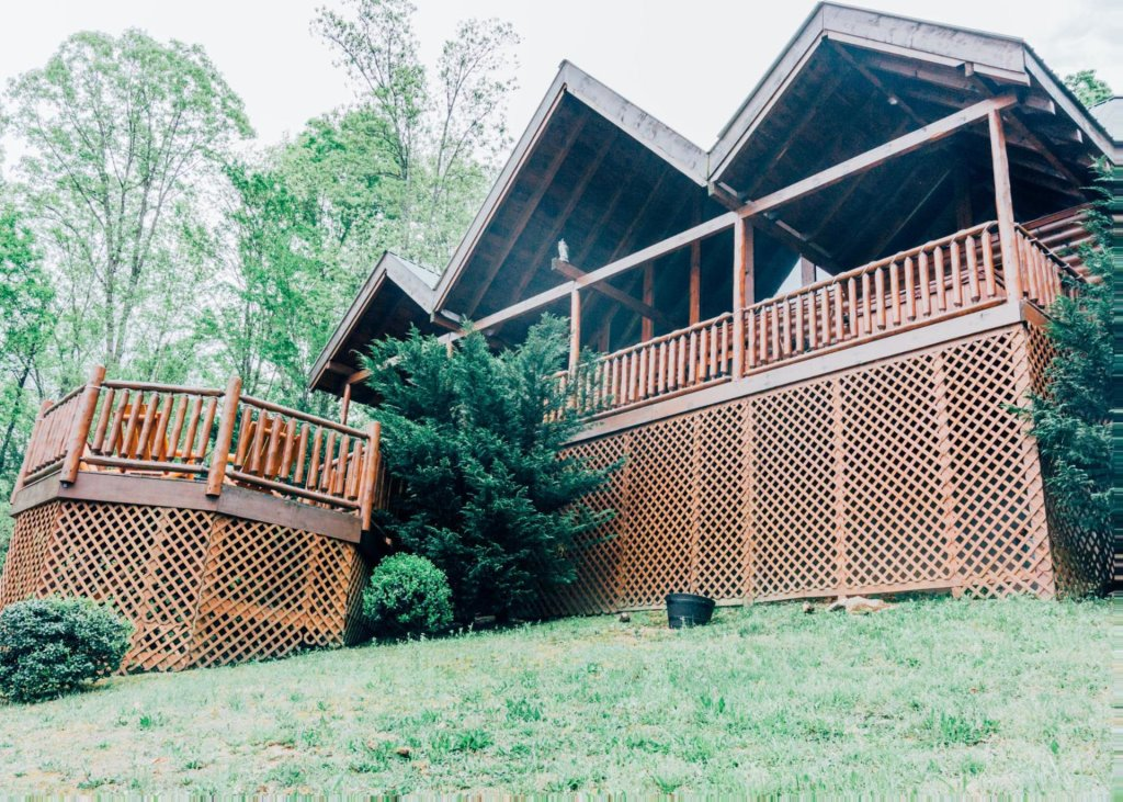 Photo of a Pigeon Forge Cabin named Heaven's View #20 - This is the eighteenth photo in the set.
