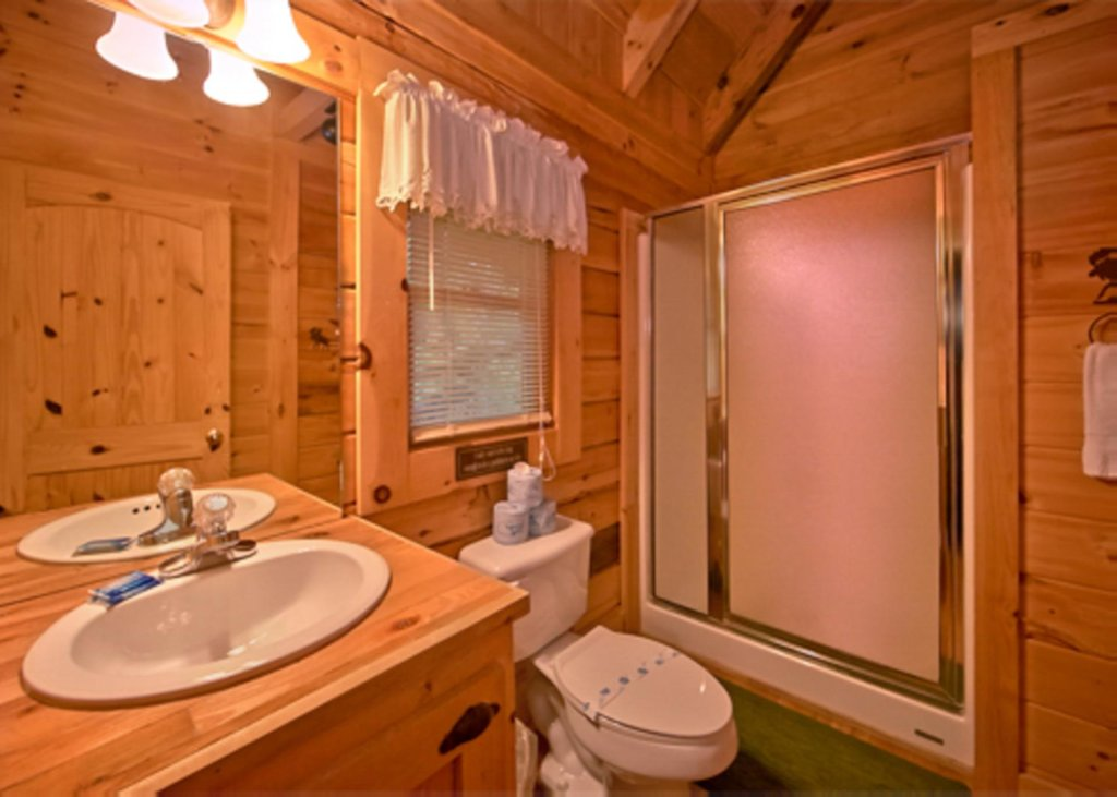 Photo of a Pigeon Forge Cabin named Majestic View B #42b - This is the seventh photo in the set.