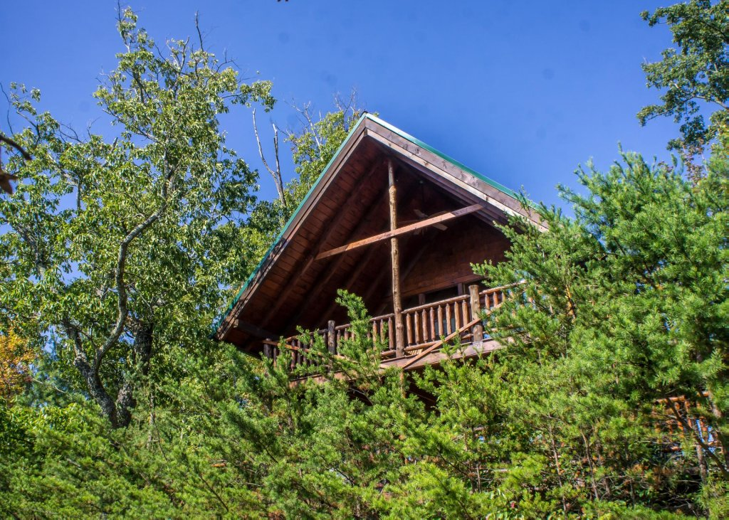Photo of a Pigeon Forge Cabin named Fox Ridge #37 - This is the twenty-sixth photo in the set.