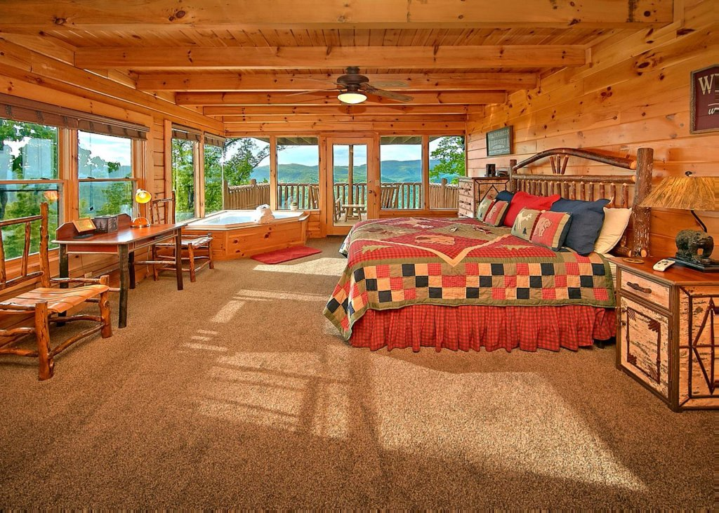 Photo of a Pigeon Forge Cabin named Highland Lodge #61 - This is the twentieth photo in the set.