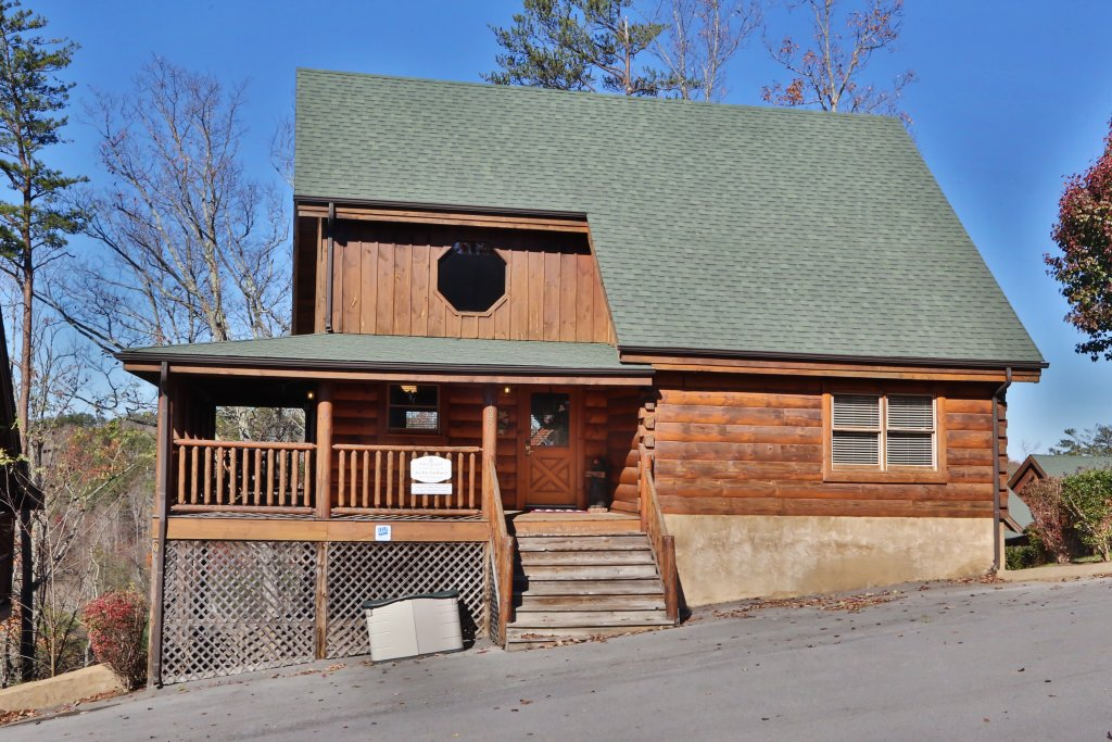 Photo of a Pigeon Forge Cabin named Any Way You Want It - This is the first photo in the set.