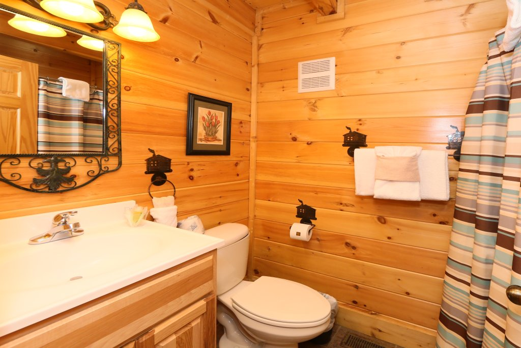 Photo of a Pigeon Forge Cabin named Any Way You Want It - This is the tenth photo in the set.