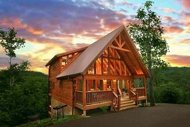 The Perfect Cabin For A Memorable Experience In The Smoky Mountains.