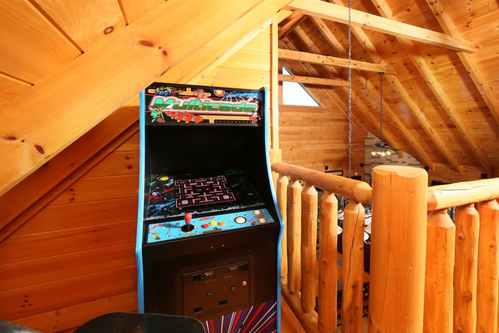 Photo of a Pigeon Forge Cabin named Any Way You Want It - This is the eighteenth photo in the set.