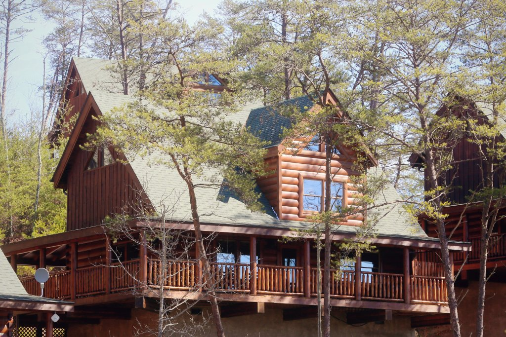 Photo of a Pigeon Forge Cabin named Under The Southern Sky - This is the first photo in the set.