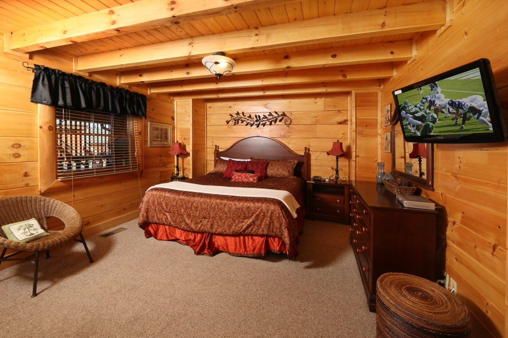 Photo of a Pigeon Forge Cabin named Any Way You Want It - This is the twelfth photo in the set.