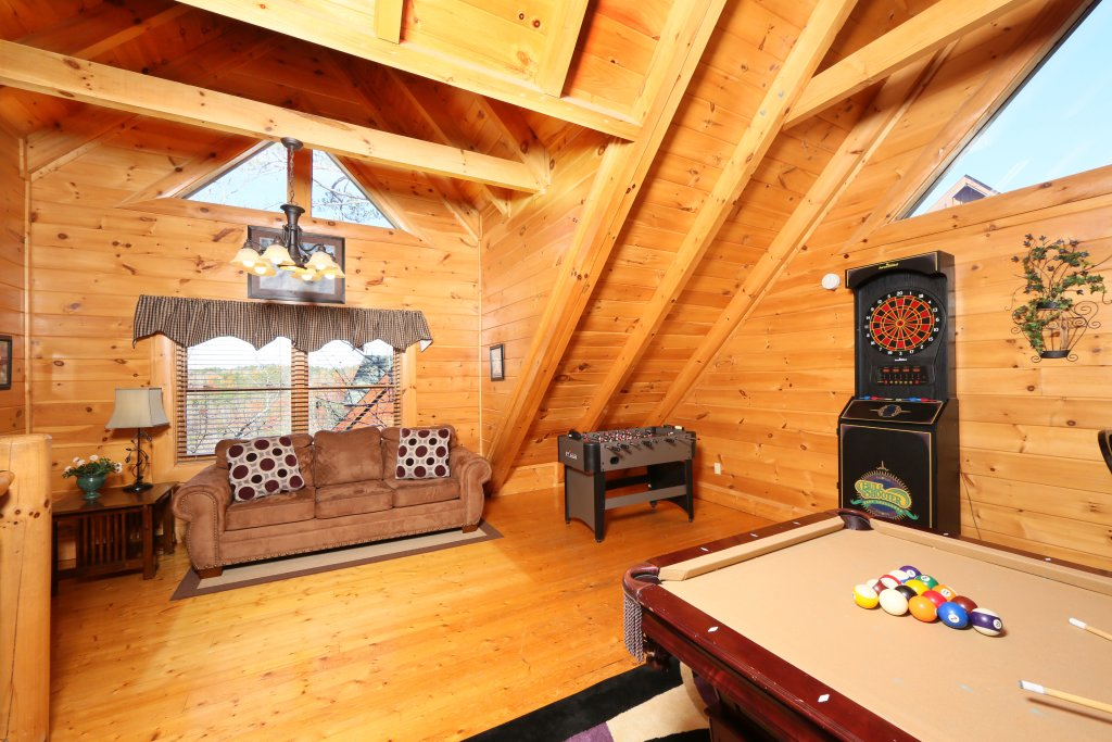 Photo of a Pigeon Forge Cabin named Any Way You Want It - This is the seventeenth photo in the set.