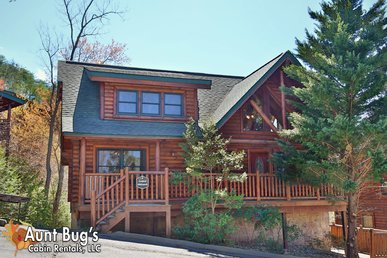 Smoky Mountain 5 BR Cabin Rental with Great Location to Pigeon Forge Parkway!