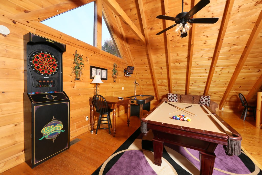 Photo of a Pigeon Forge Cabin named Any Way You Want It - This is the sixteenth photo in the set.