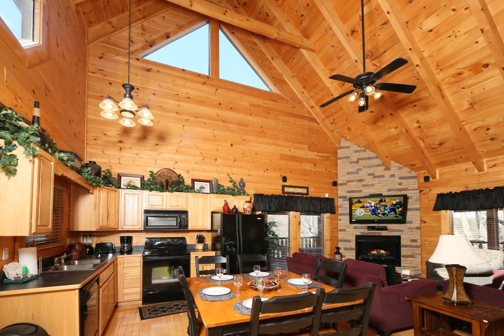 Photo of a Pigeon Forge Cabin named Any Way You Want It - This is the nineteenth photo in the set.