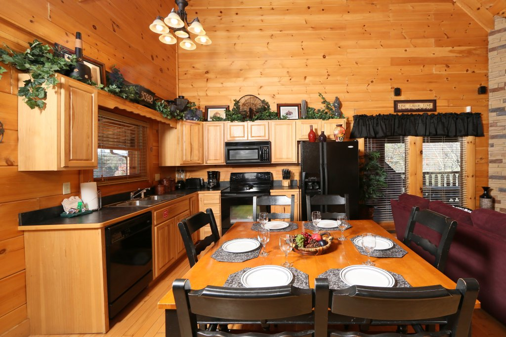 Photo of a Pigeon Forge Cabin named Any Way You Want It - This is the twentieth photo in the set.