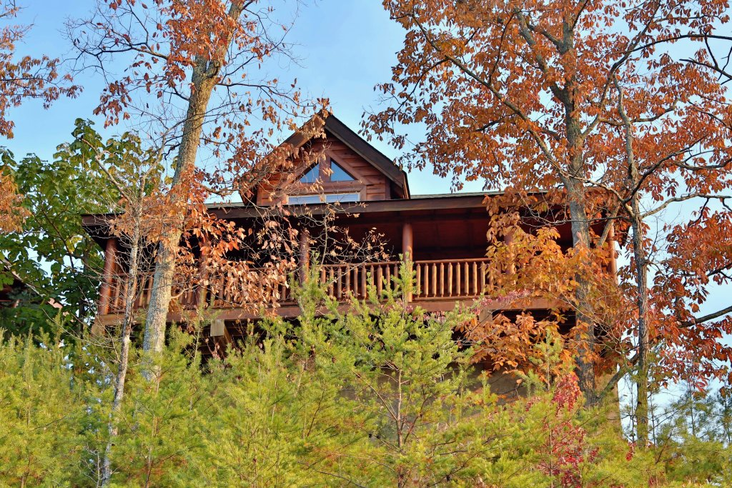 Photo of a Pigeon Forge Cabin named Arden Hill - This is the eleventh photo in the set.