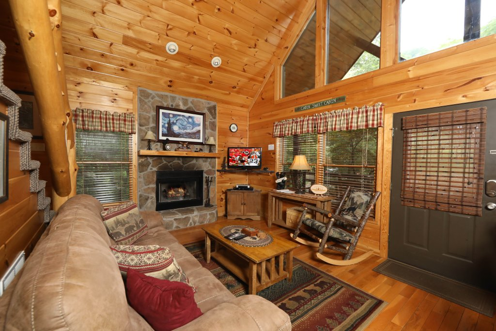 Photo of a Pigeon Forge Cabin named Starry Night - This is the eleventh photo in the set.