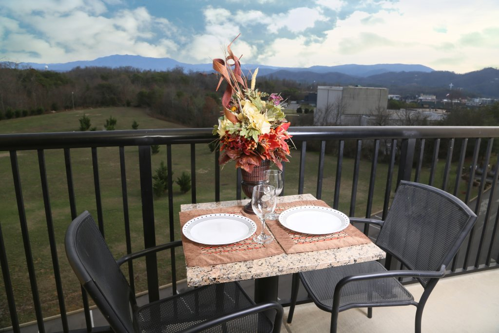 Photo of a Pigeon Forge Condo named Mountain View Condo 3507 - This is the second photo in the set.