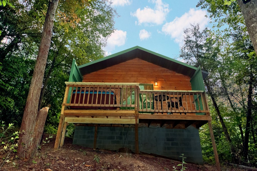 Photo of a Pigeon Forge Cabin named Bear Necessities - This is the tenth photo in the set.
