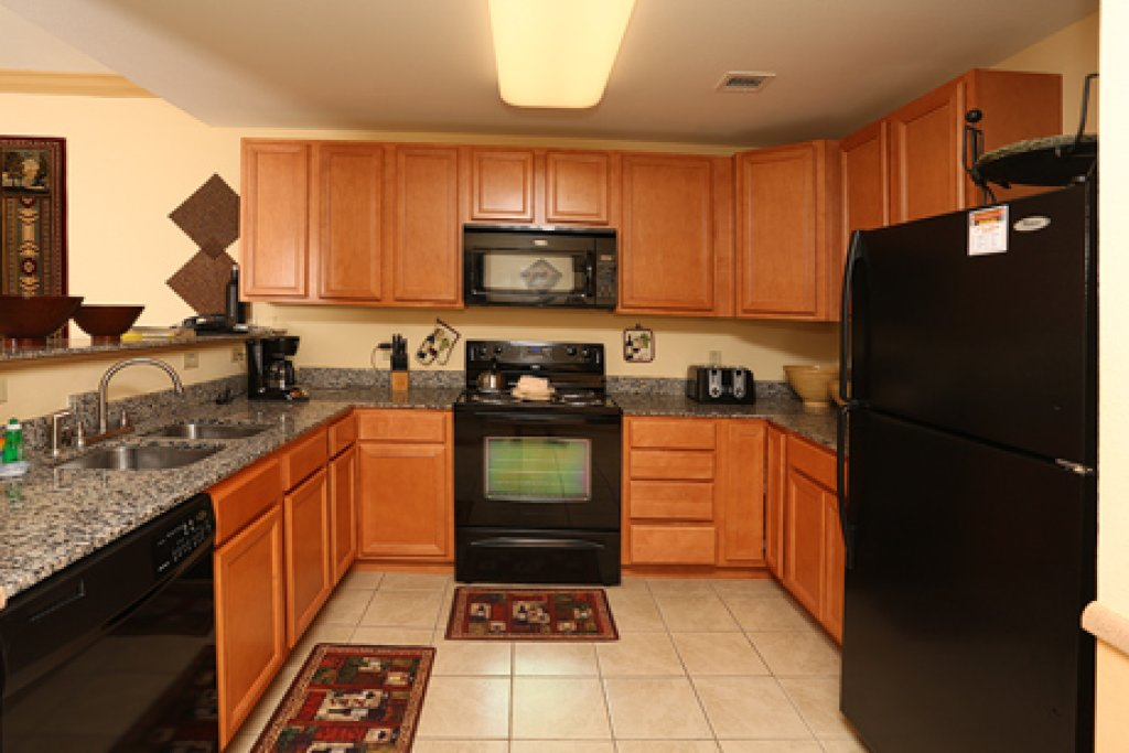 Photo of a Pigeon Forge Condo named Mountain View Condo 1205 - This is the thirteenth photo in the set.