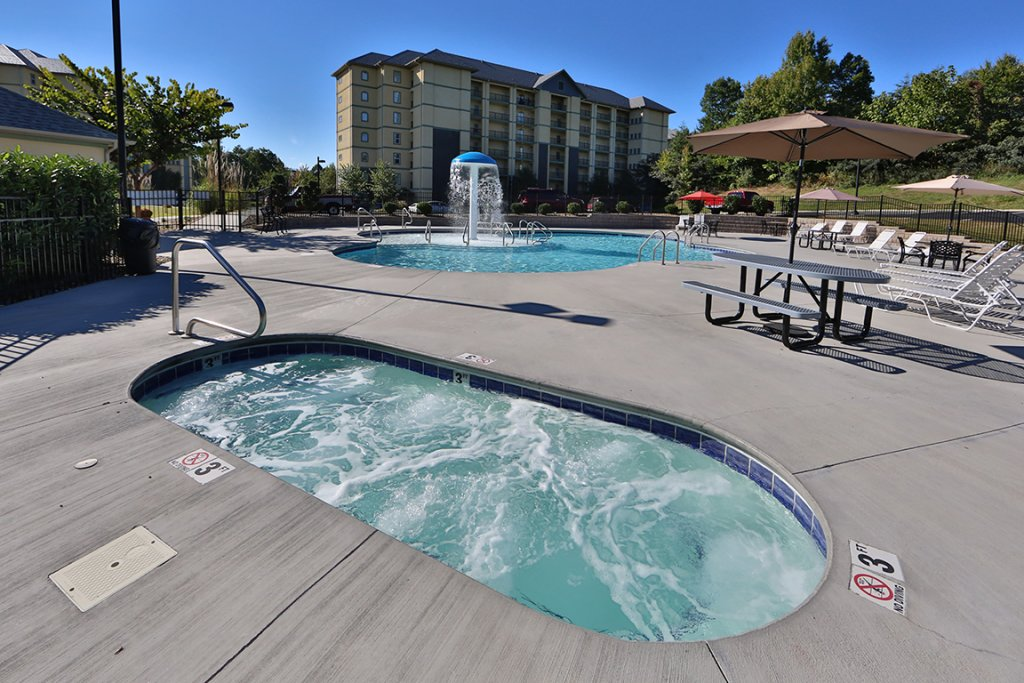 Photo of a Pigeon Forge Condo named Mountain View Condo 3107 - This is the first photo in the set.