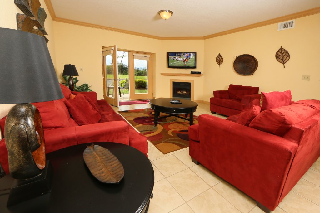 Photo of a Pigeon Forge Condo named Mountain View Condo 3107 - This is the eighth photo in the set.