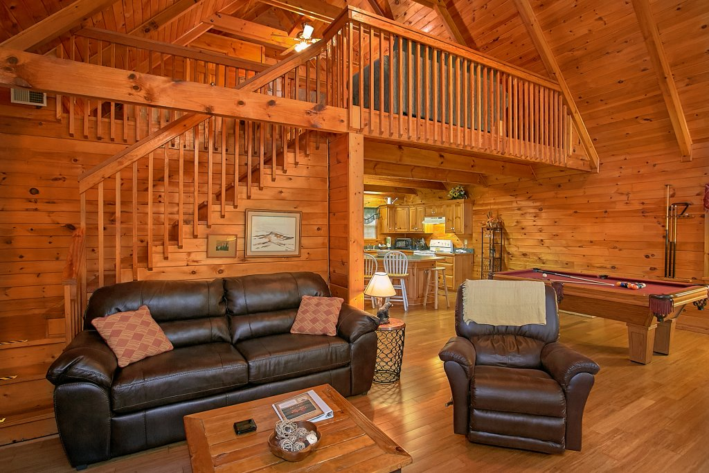 Photo of a Gatlinburg Cabin named Mountain Glory - This is the ninth photo in the set.