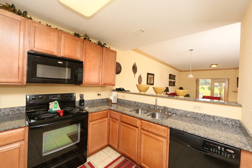 Photo of a Pigeon Forge Condo named Mountain View Condo 3107 - This is the eighteenth photo in the set.