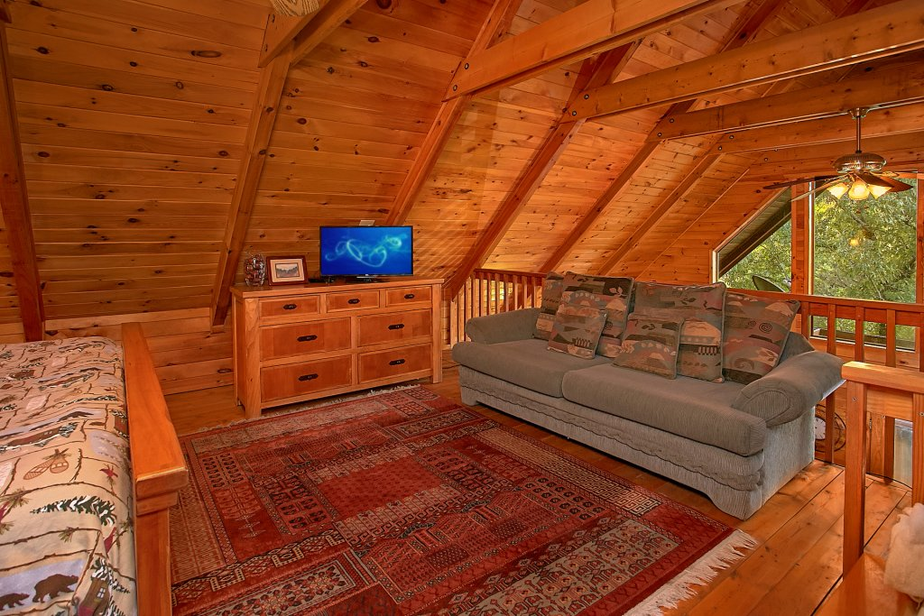 Photo of a Gatlinburg Cabin named Mountain Glory - This is the thirteenth photo in the set.