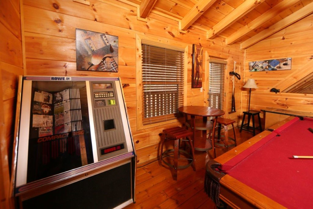 ... Photo Of A Pigeon Forge Cabin Named Smoky Mountain Getaway   This Is  The Nineteenth Photo ...