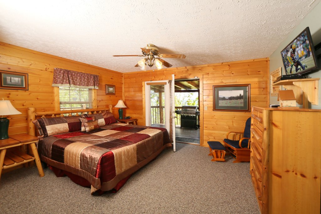 Photo of a Pigeon Forge Cabin named Majestic Views - This is the seventeenth photo in the set.