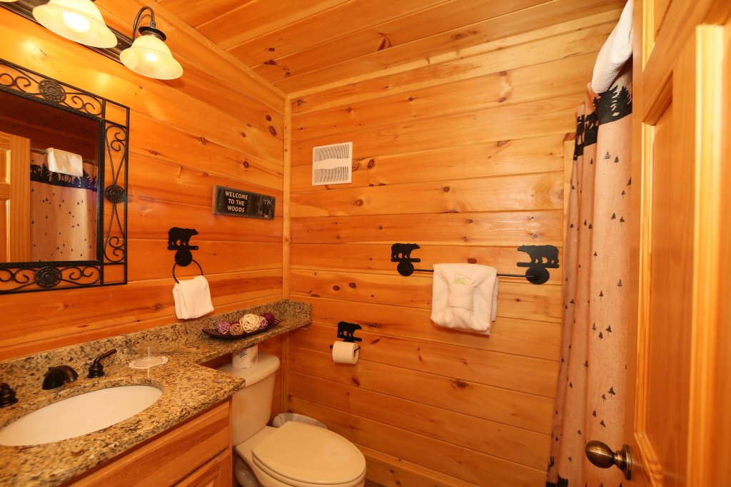 Photo of a Pigeon Forge Cabin named Better View - This is the thirtieth photo in the set.