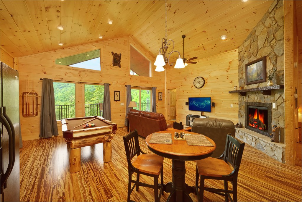Photo of a Gatlinburg Cabin named Ever After - This is the fifteenth photo in the set.