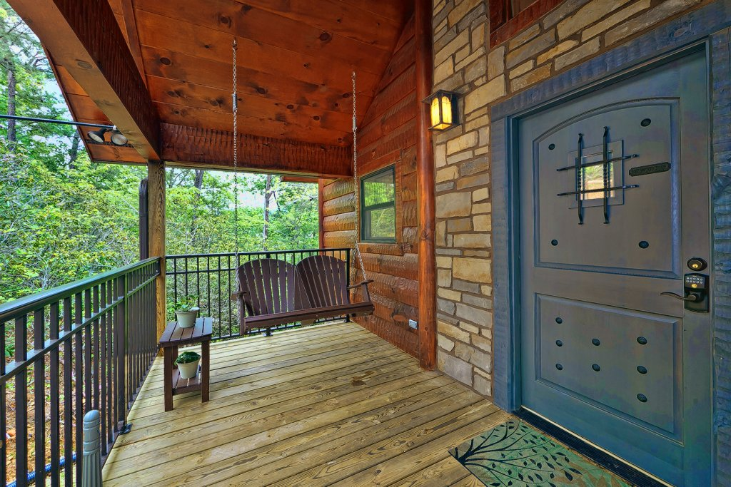 Photo of a Gatlinburg Cabin named Ever After - This is the ninth photo in the set.