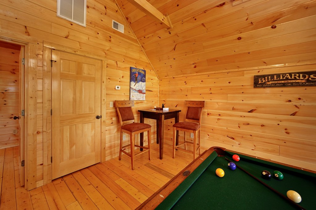 Photo of a Gatlinburg Cabin named Cherokee Charm - This is the seventh photo in the set.
