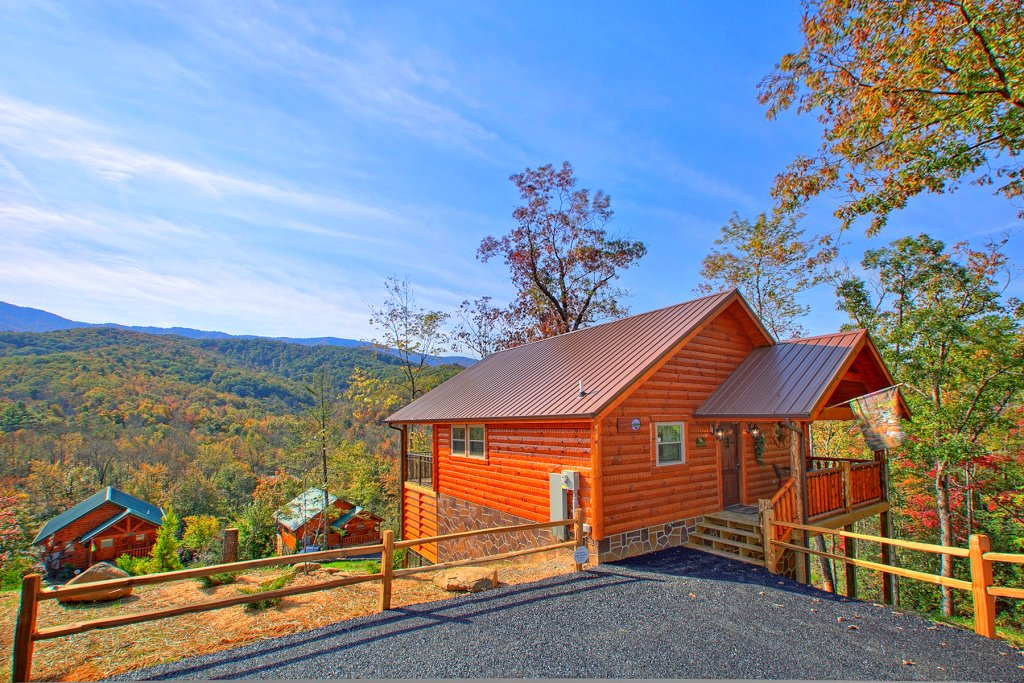 Photo of a Gatlinburg Cabin named Mountain Elegance - This is the fifteenth photo in the set.