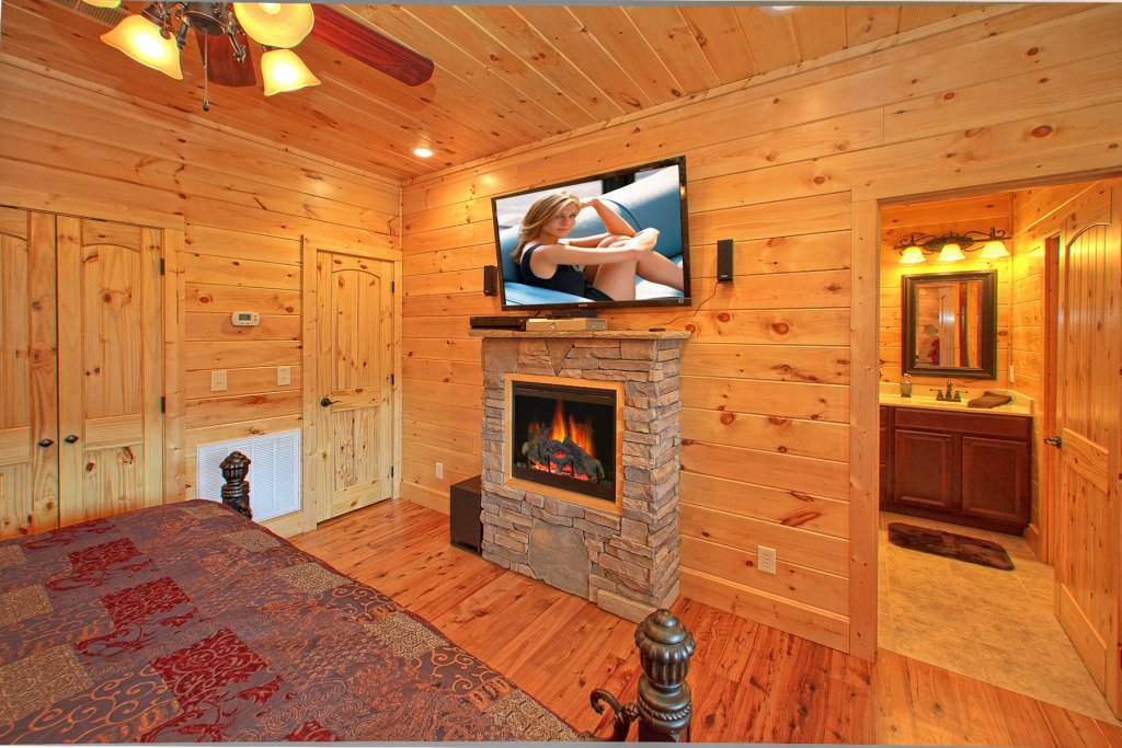 Photo of a Gatlinburg Cabin named Mountain Elegance - This is the eleventh photo in the set.