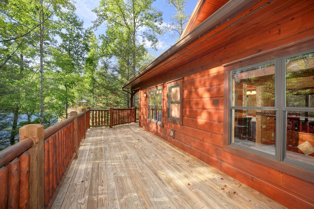 Photo of a Gatlinburg Cabin named Bear Cub Lodge - This is the third photo in the set.