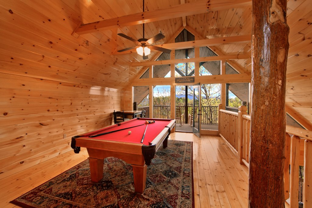 Photo of a Gatlinburg Cabin named Eagles Nest - This is the seventh photo in the set.