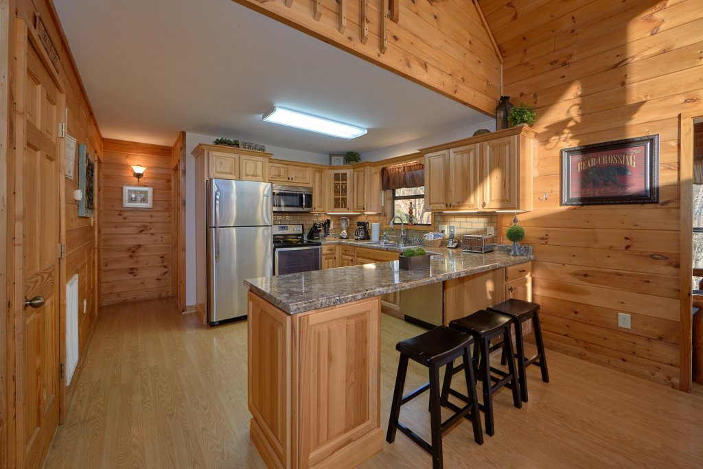 Photo of a Gatlinburg Cabin named Hawks Ridge - This is the eleventh photo in the set.