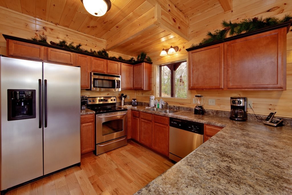 Photo of a Gatlinburg Cabin named Eagles Nest - This is the twelfth photo in the set.