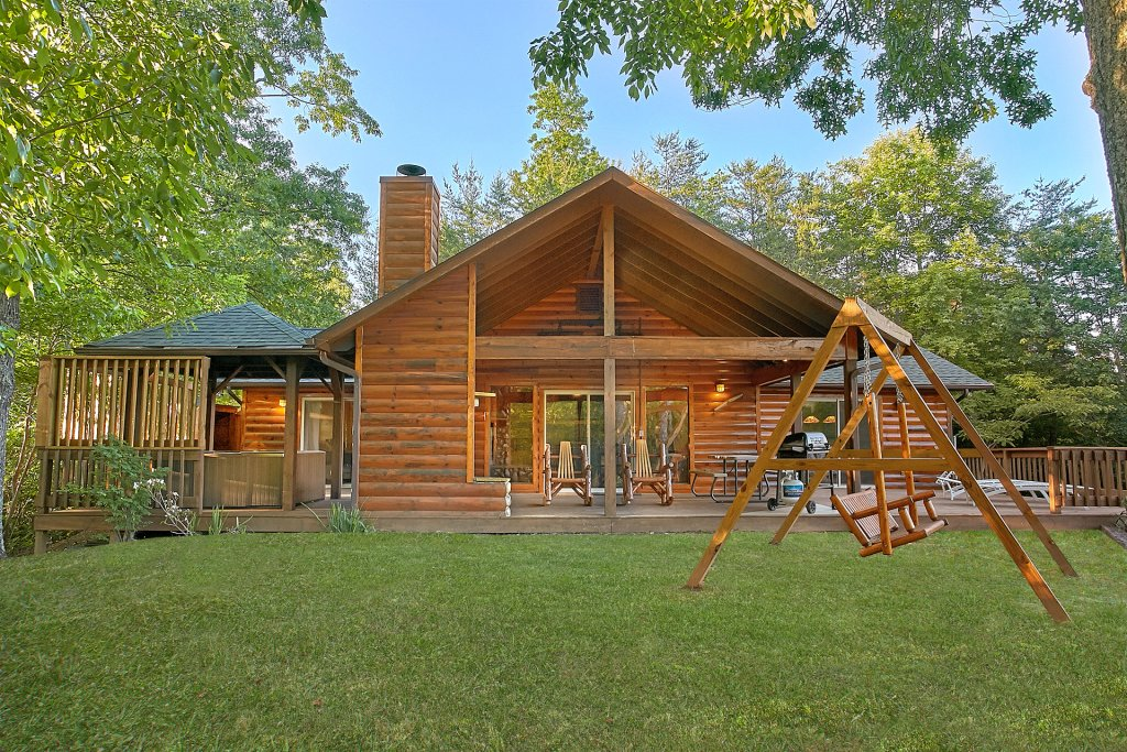 Photo of a Gatlinburg Cabin named Another Day In Paradise - This is the twentieth photo in the set.