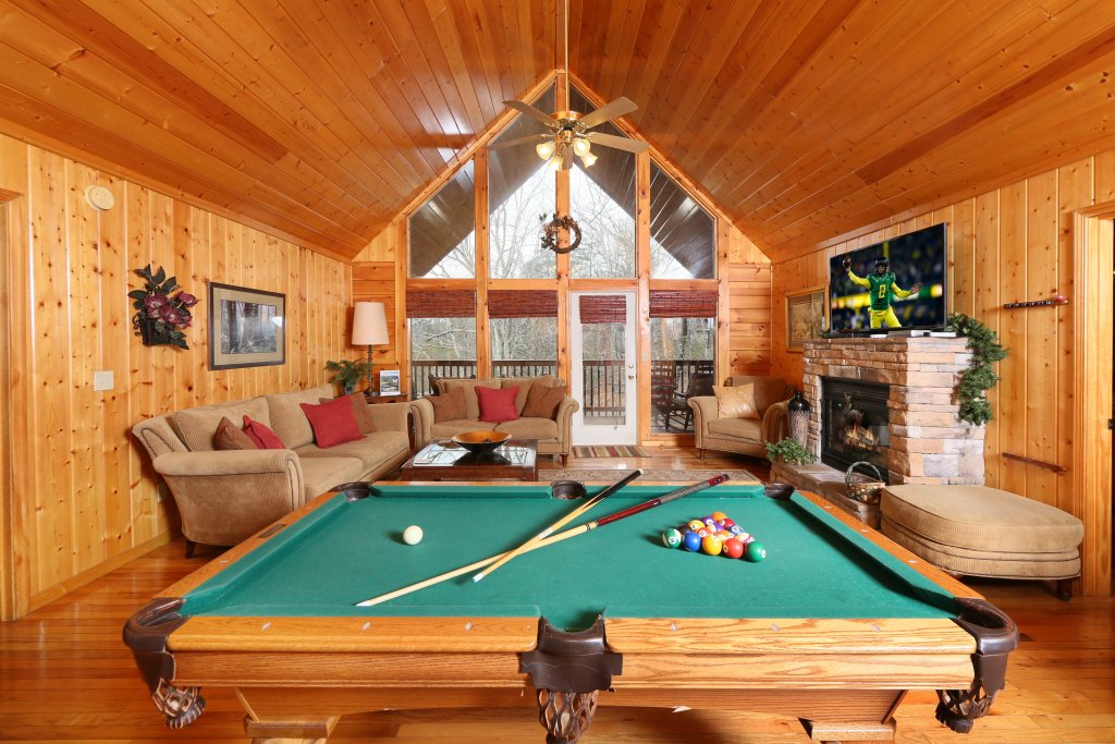 Photo of a Pigeon Forge Cabin named Drift Away - This is the tenth photo in the set.