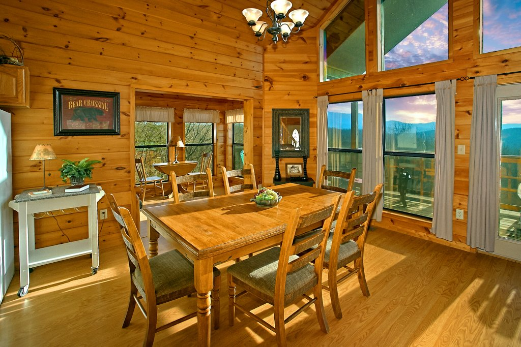Photo of a Gatlinburg Cabin named Hawks Ridge - This is the sixth photo in the set.