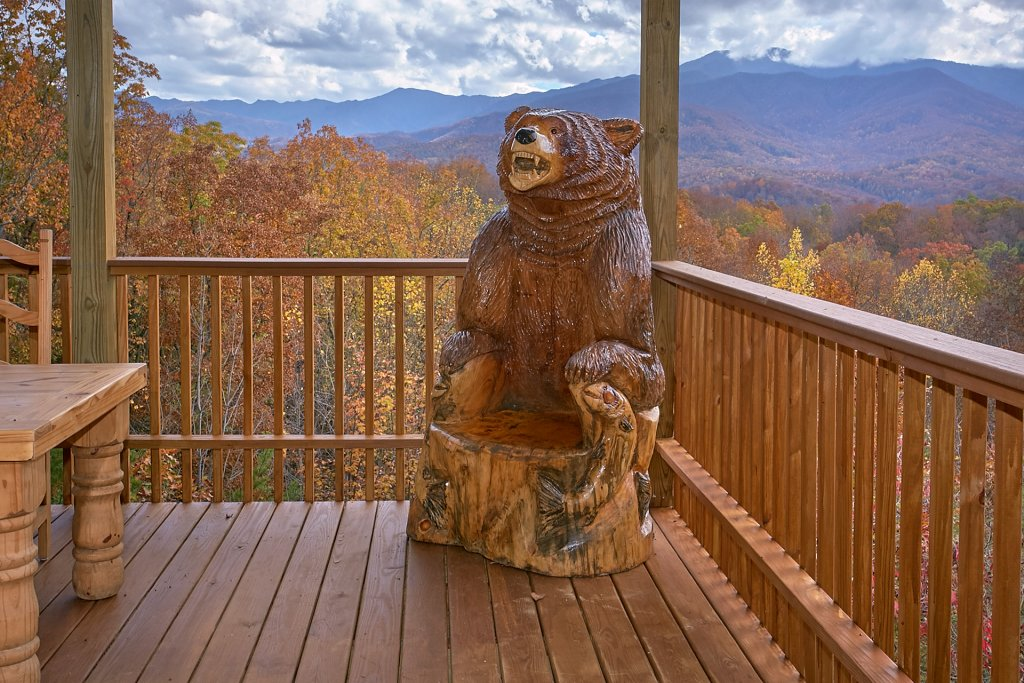 Photo of a Gatlinburg Cabin named Stairway To Heaven - This is the ninth photo in the set.