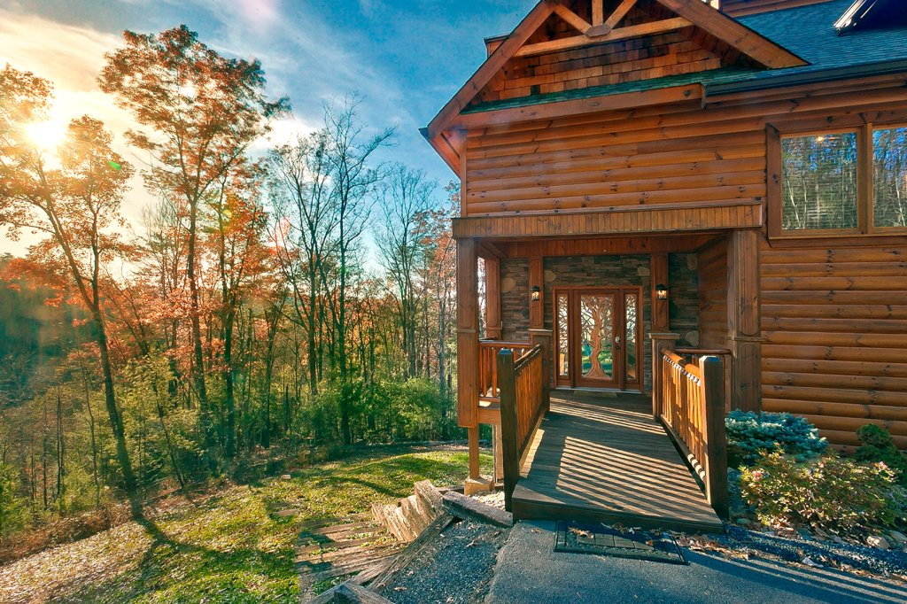 Photo of a Gatlinburg Cabin named Mountain Bliss - This is the twenty-second photo in the set.