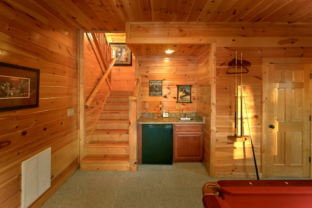Photo of a Gatlinburg Cabin named Mountain Bliss - This is the sixteenth photo in the set.